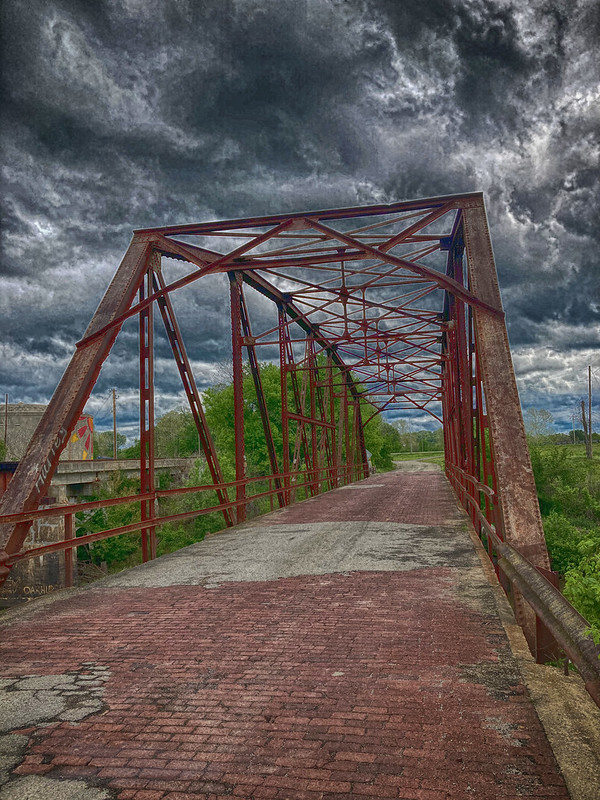 Rock Creek Bridge 3 HDR
