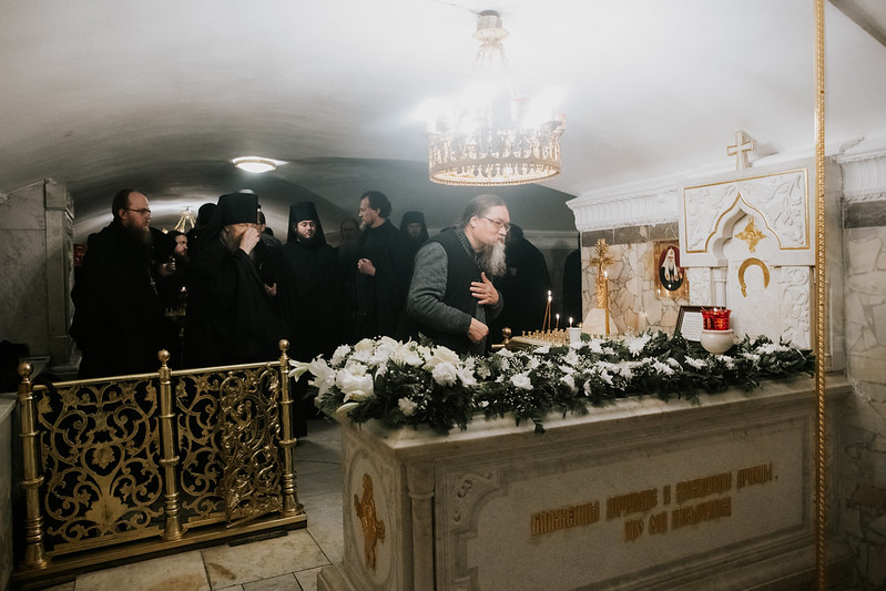 3 мая 2021, День памяти патриарха Пимена / 3 May 2021,Patriarch Pimen Memorial Day