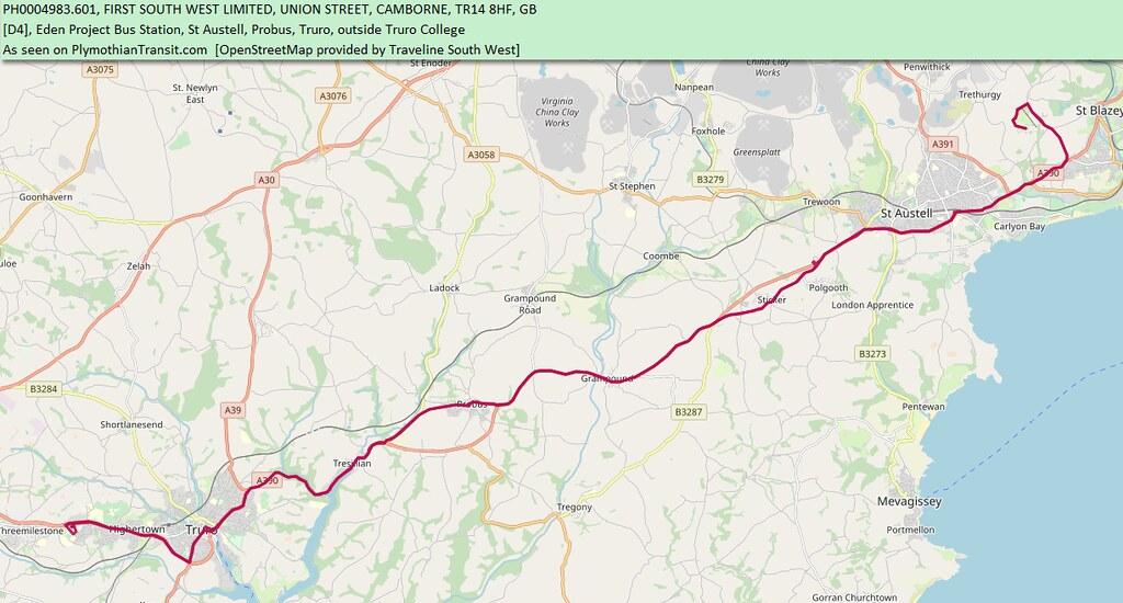 Map route-D4