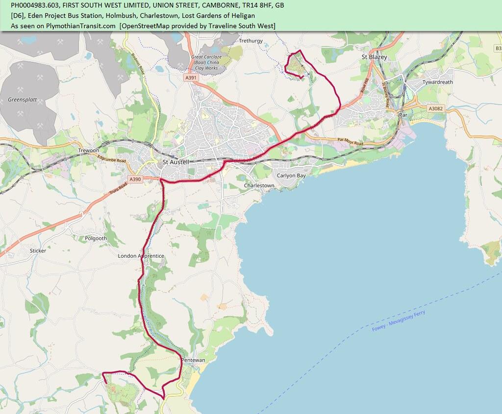 MAP route-D6