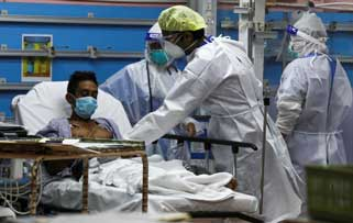 Klang Valley's Covid-19 hospitals running out of beds in ICUs