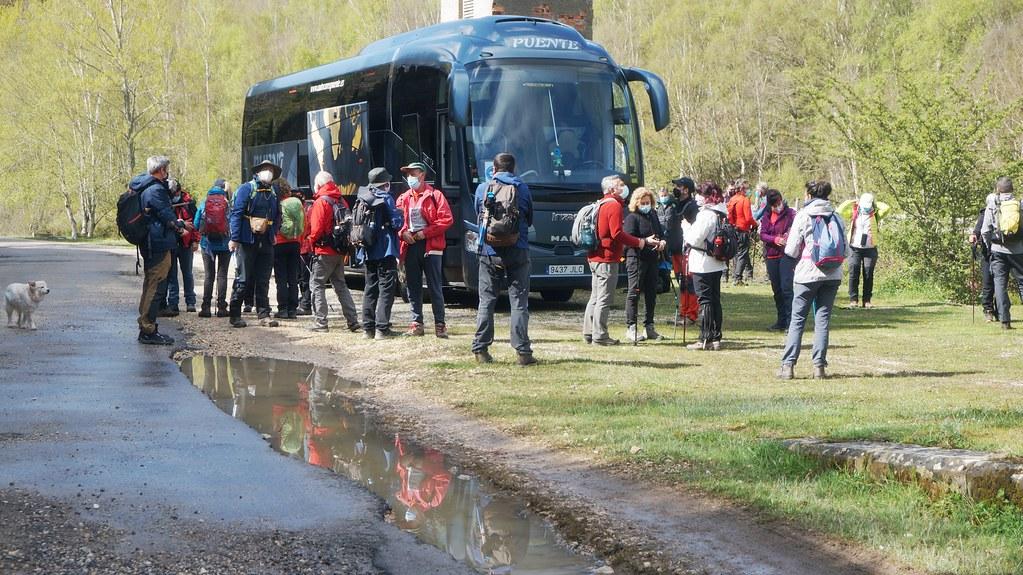 MARCHA-0604 Túnel de la Engaña, Burgos