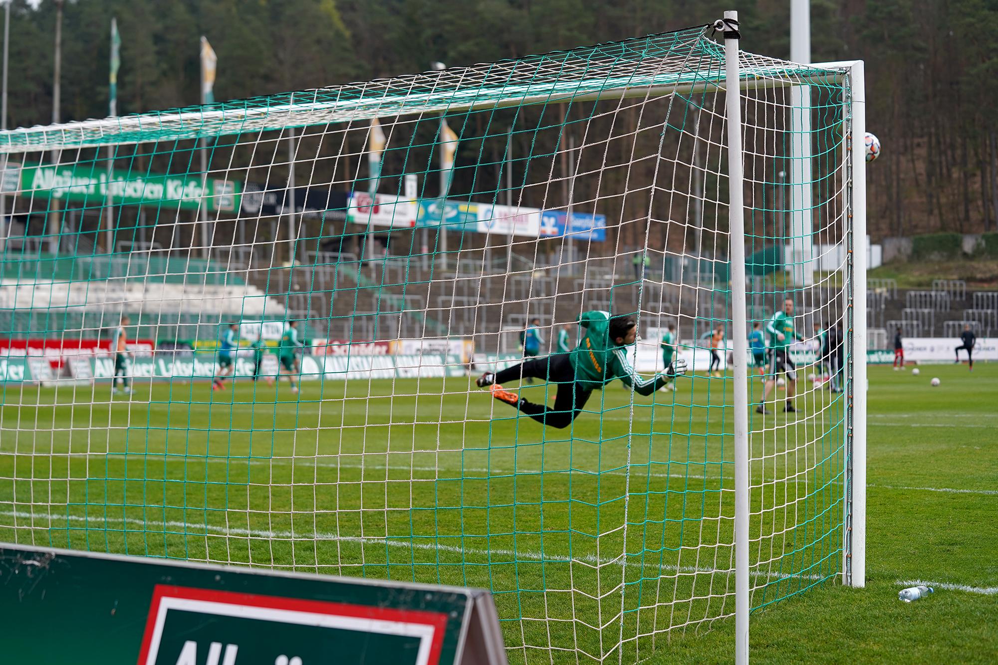 01.05.2021   Saison 2020/21   FC 08 Homburg   SG Sonnenhof Großaspach