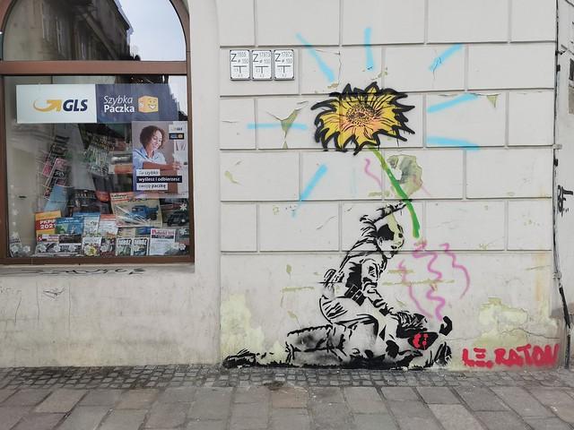 Le Raton, Kwiat