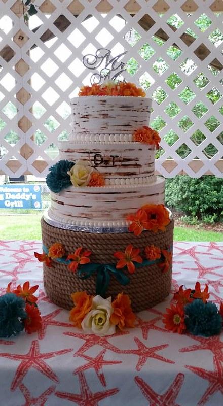 Cake by Created 4 U Cakes