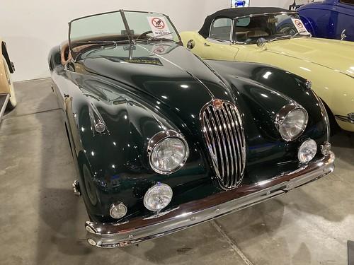 1955 Jaguar XK 140-MC