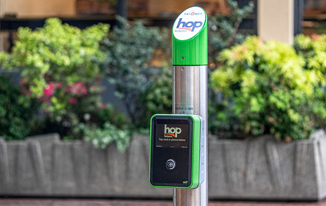Tap Your Hop Pass