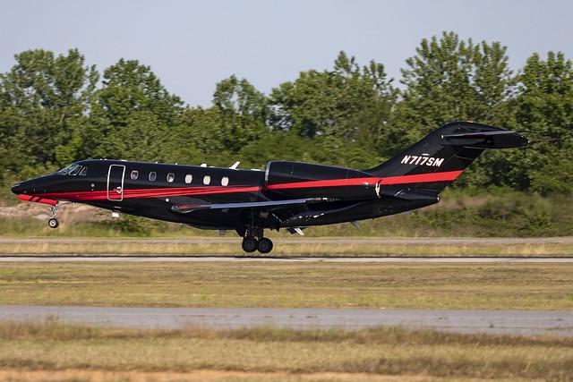 N717SM - Cessna 750 Citation X - KPDK - 01 May 2021