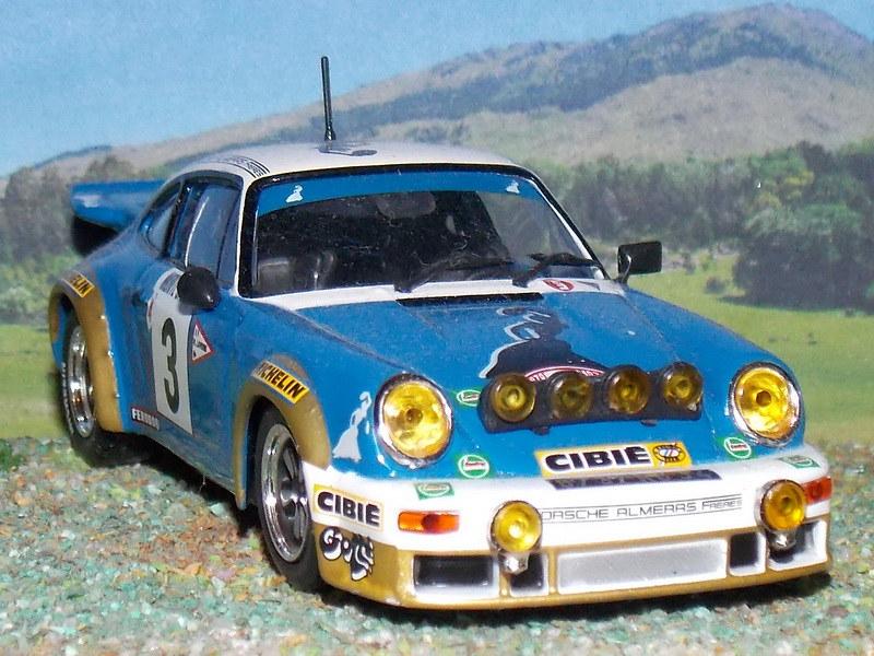 Porsche 911 Carrera RS – Montecarlo 1978