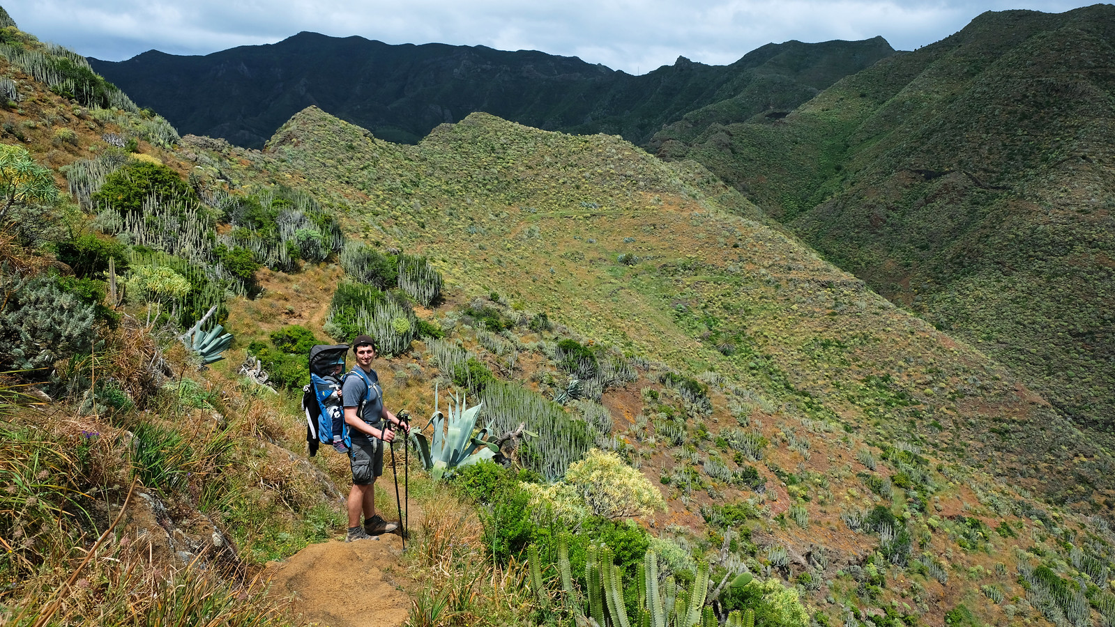 Day Hike To Antequera Beach, Anaga Rural Park, Tenerife