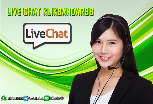 LIVE CHAT KLIKBANDAR88