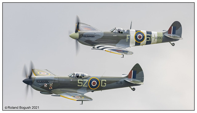 First Spitfires of the Season