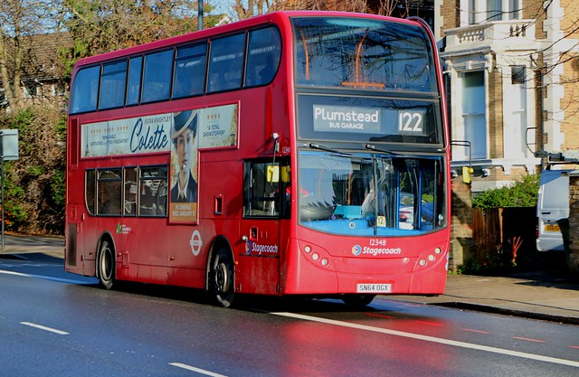 Stagecoach London - 12348 - SN64OGX