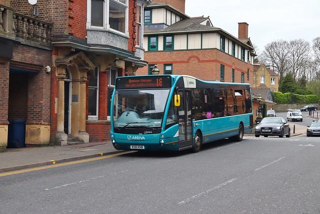 Arriva Kent & Surrey 4217 KX61KHB - Guildford