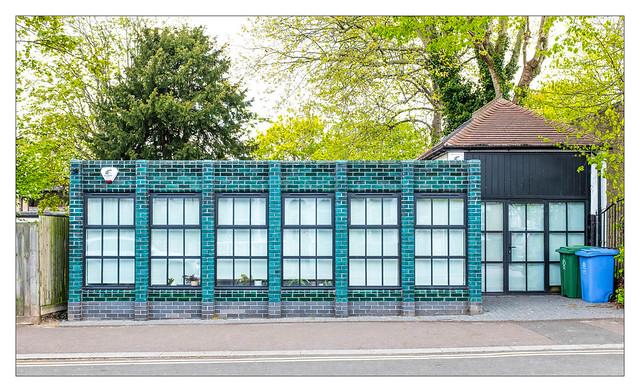 The Built Environment, Walthamstow, East London, England.