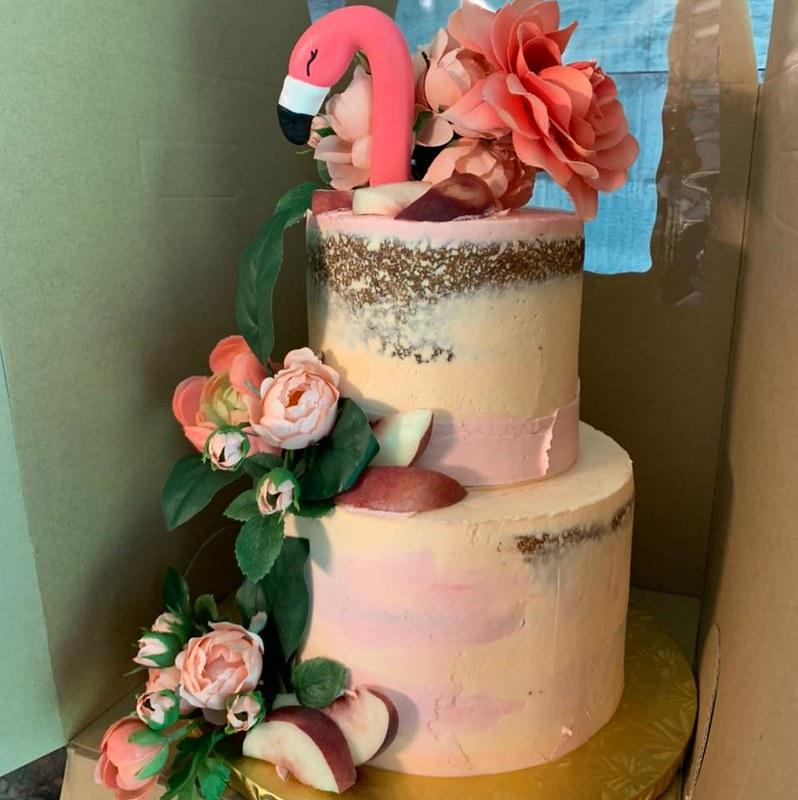 Cake by Sugar Hustle