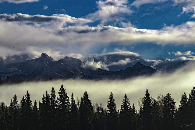 Glacier Clouds III (Explored)