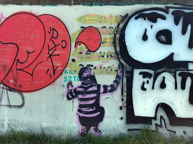 Le Raton, Emocjonalni wandale przepraszają za wasze ściany