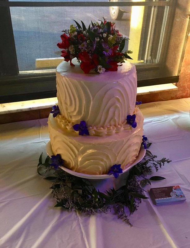Cake by Chris' Cakes and Creations
