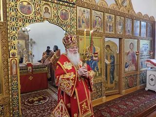 03.05.2021 | Литургия в церкви Александра Невского