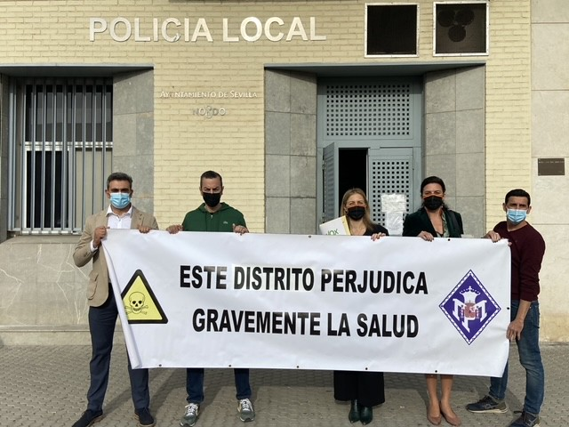 Policía Local - Distrito Macarena - Sevilla