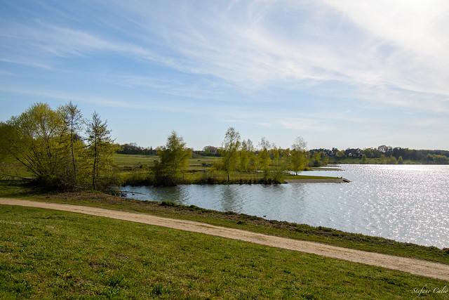 Lake view, take II