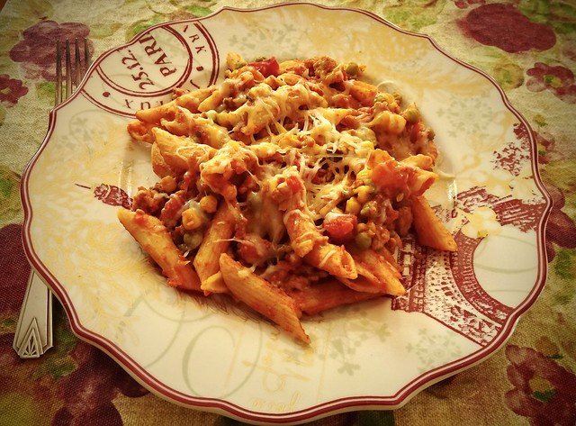 Turkey Chili Macaroni