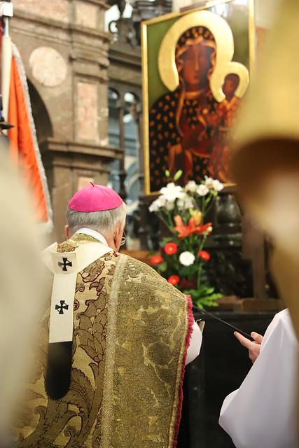 Uroczystość Matki Bożej Królowej Polski w katedrze na Wawelu 2021