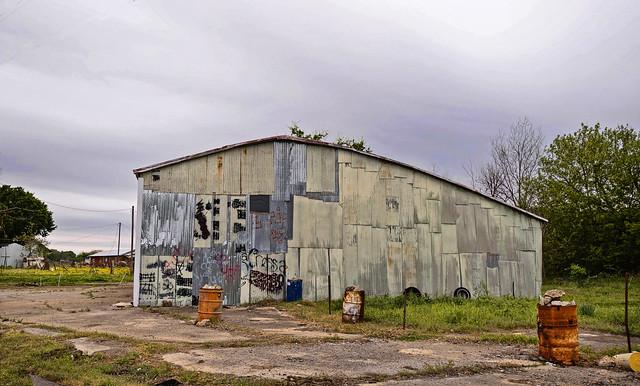 a rural ghetto