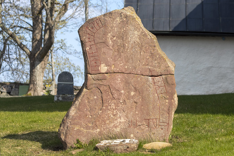 Greece Runestone