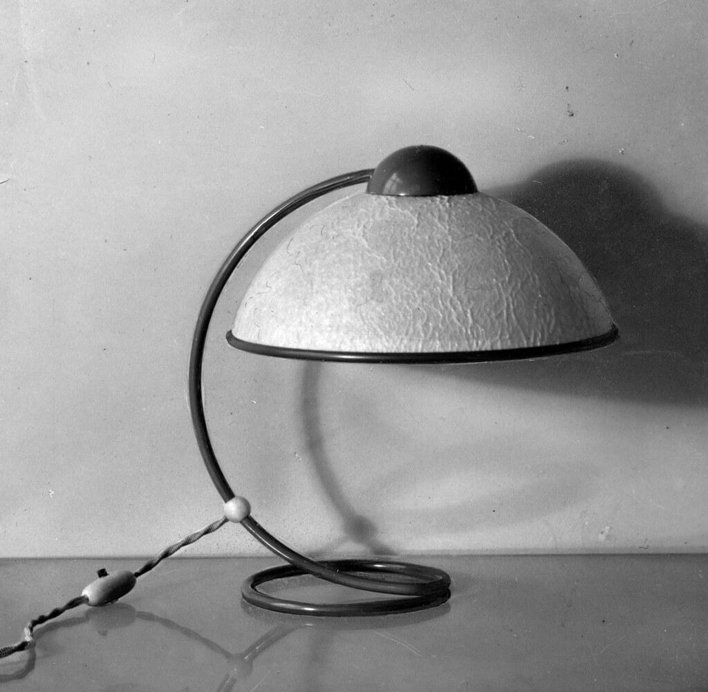 12. Лампа для чтения, модель Шанценбах