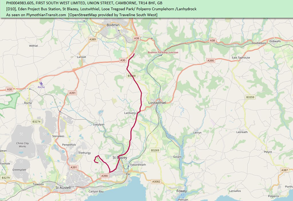 MAP route-D10