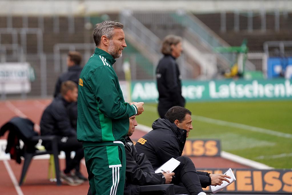 01.05.2021 | Saison 2020/21 | FC 08 Homburg | SG Sonnenhof Großaspach