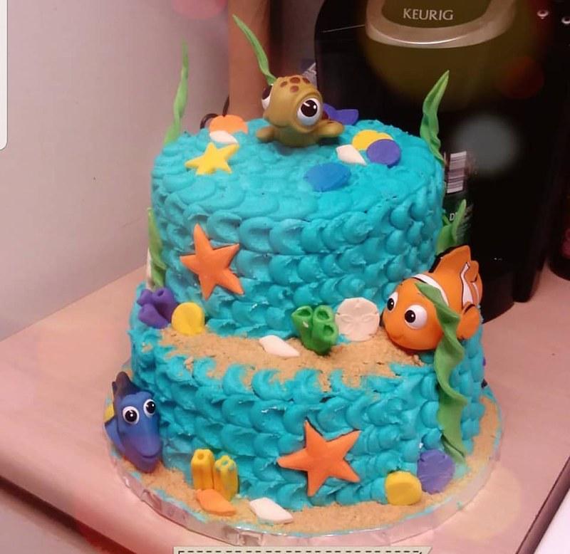 Cake by ACJ Cakes & Desserts