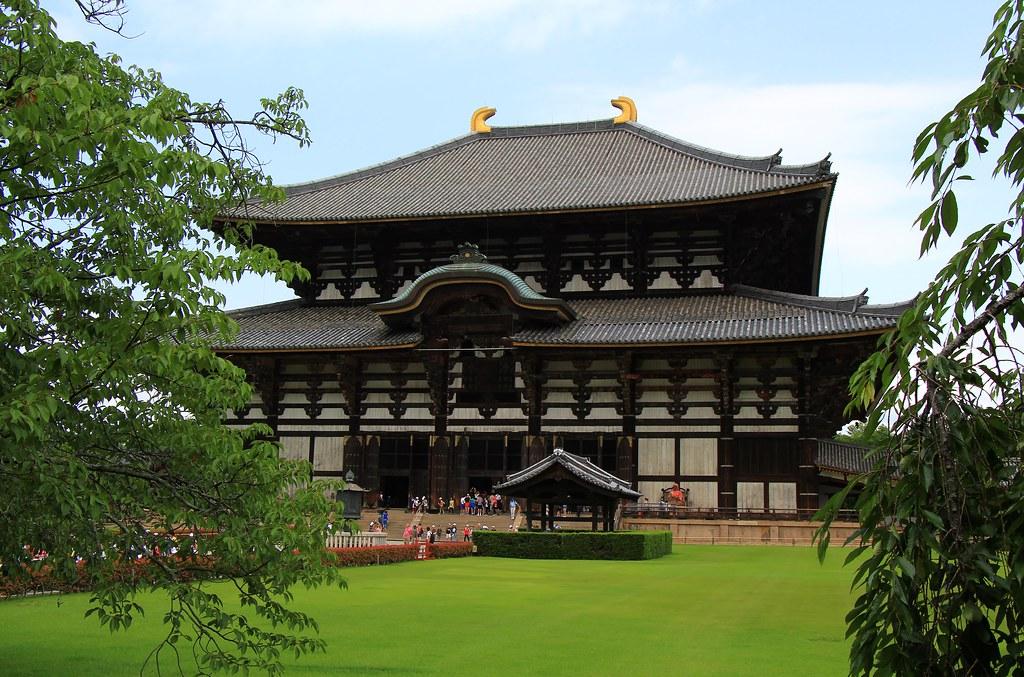 Todai Ji Temple  -Nara Japan -110619 (2) - Explored