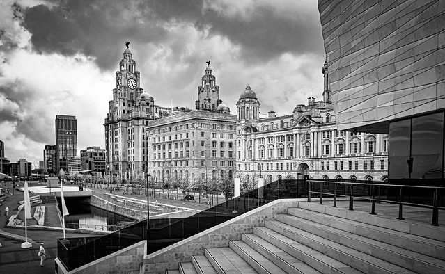 Liver Buildings Liverpool