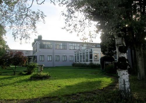 External Building, Bletchley Park