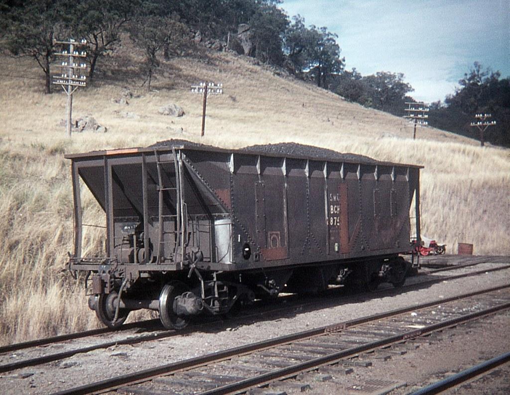 BCH Coal Wagon, Wingen, NSW by dunedoo