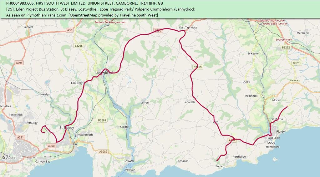 MAP route-D9