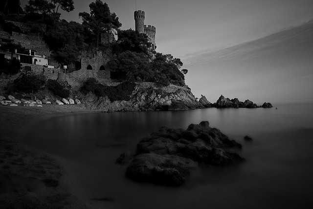 Lloret de Mar, Castle. (in explore)