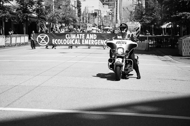 VPD Motorcycle