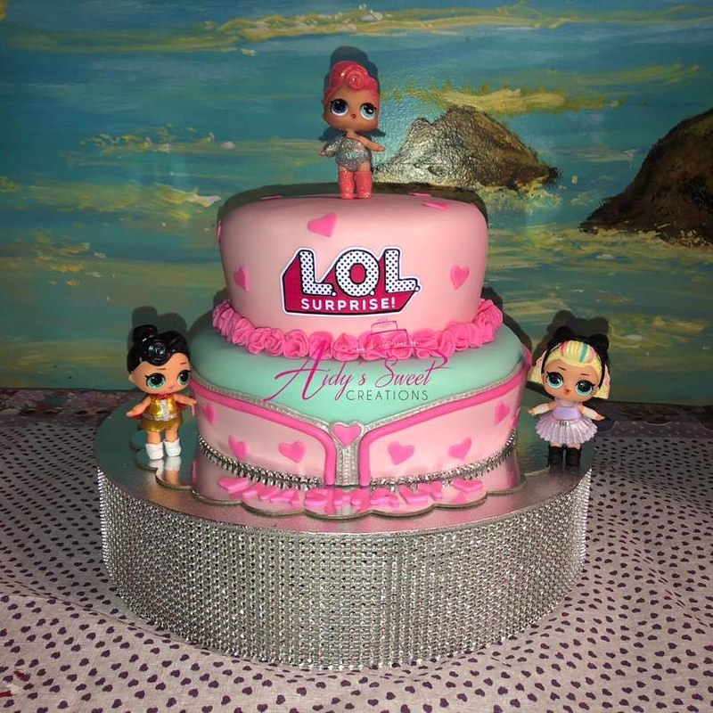 Cake by Aidy's Sweet Creations