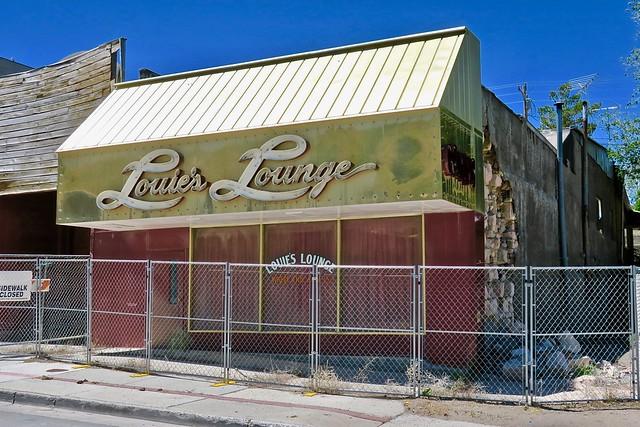 Louie's Lounge, Eureka, NV