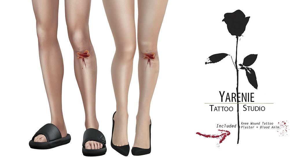 Knee Wound