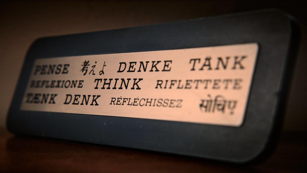 123/365 : THINK