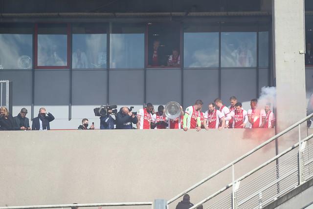 Ajax - Landskampioen 2021