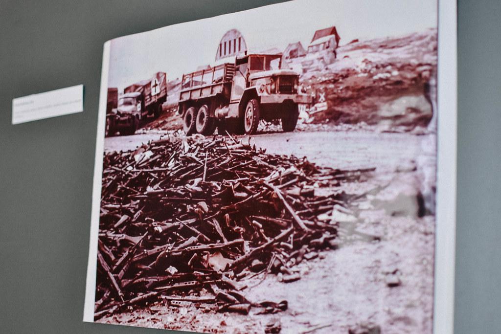 2021-05-03 GOBIERNO: Muestra Archivo Héroes del ARA Belgrano