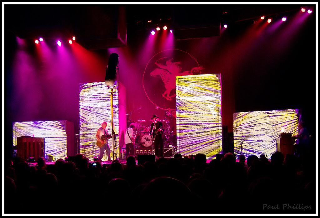 Neil Young & Crazy Horse - LG Arena, Birmingham UK. 11 June 2013