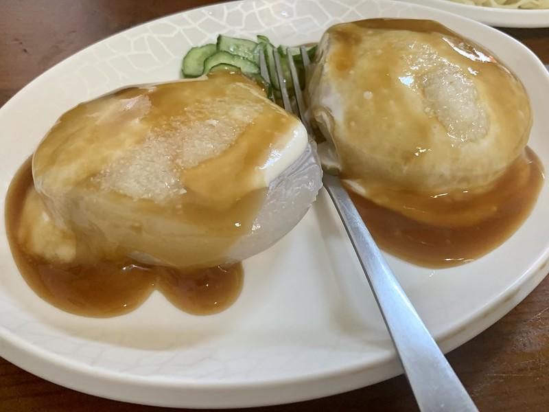 [嘉義] 南門涼肉圓涼麵:在地50年老店,好吃又便宜!
