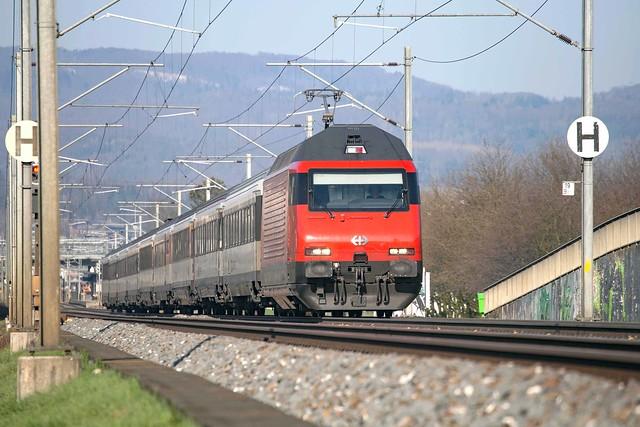 SBB Re 460 046 Sissach